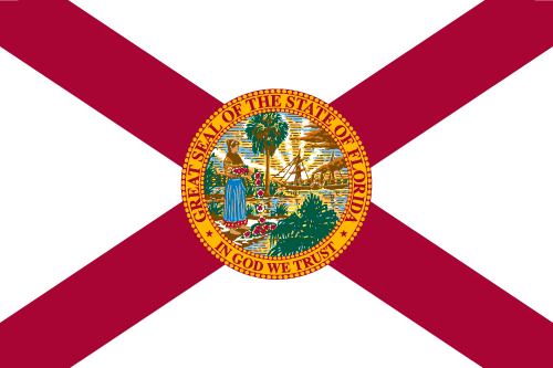 Download free vector flags of Florida at VectorFlags.com