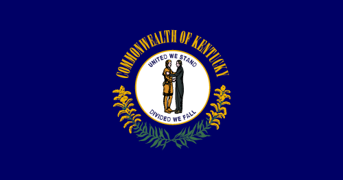 Download free vector flags of Kentucky at VectorFlags.com