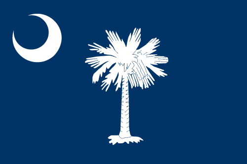 Download free vector flags of South Carolina at VectorFlags.com