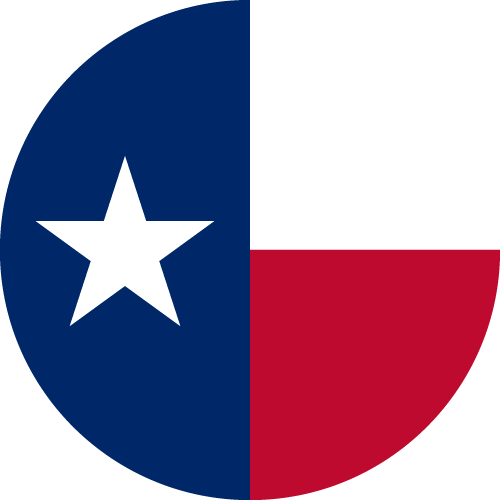 Download free vector flags of Texas at VectorFlags.com