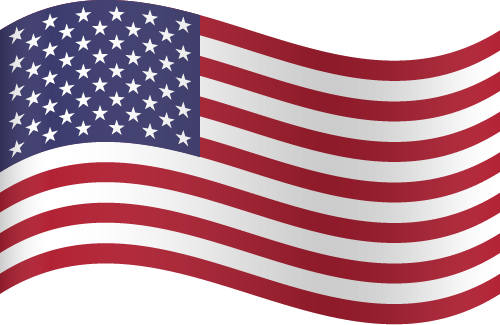 Free Vector Flag of us-wave-01