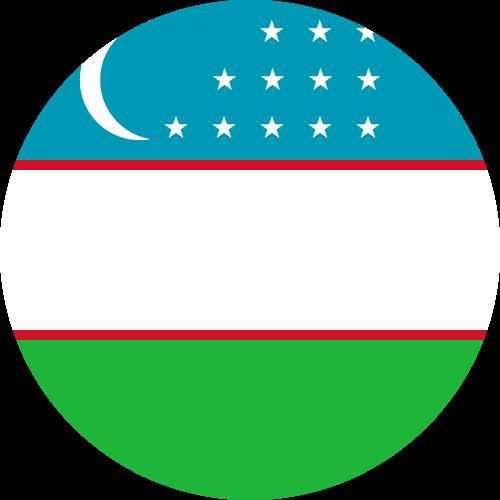 Download free vector flags of Uzbekistan at VectorFlags.com