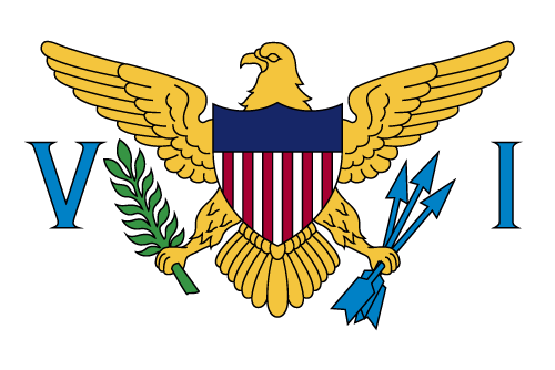 Download free vector flags of the US Virgin Islands at VectorFlags.com