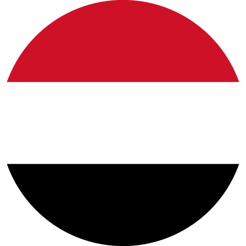 Download free vector flags of Yemen at VectorFlags.com