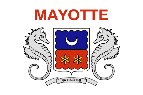 Download free vector flags of Mayotte at VectorFlags.com